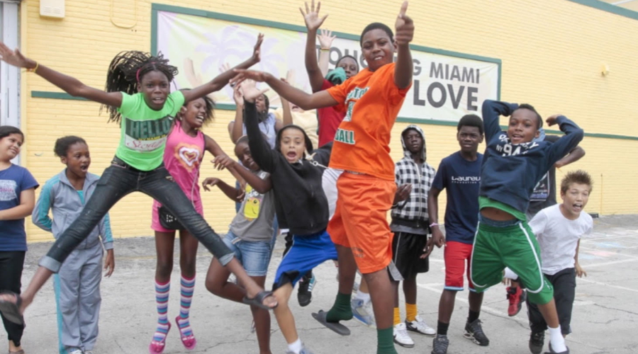 Touching Miami Love Helps Communities in Need
