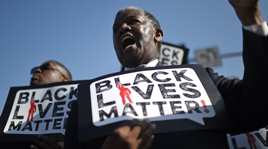 Black Lives Matter, All Lives matter