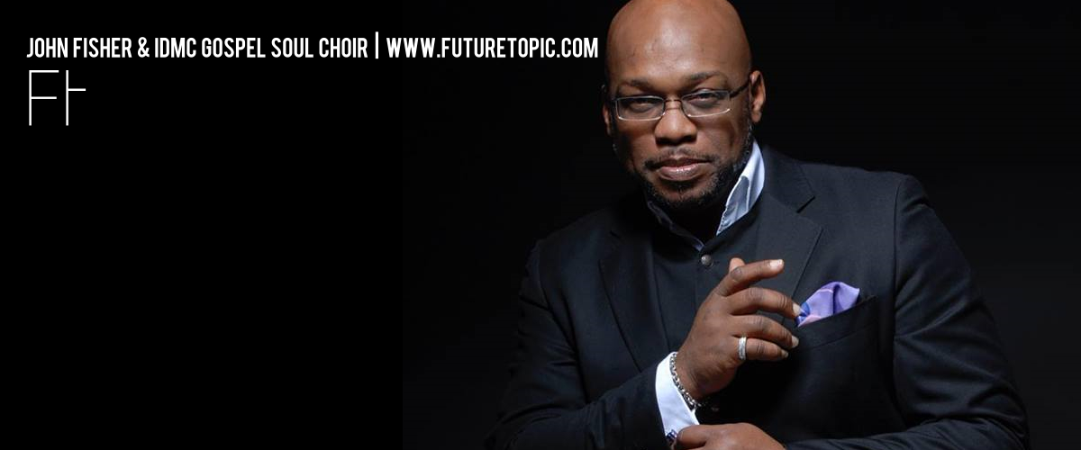 An Interview with John Fisher & The IDMC Gospel Soul Choir